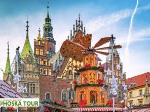 Adventní zájezd - Wroclaw