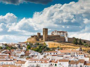 Arraiolos - městečko s hradem