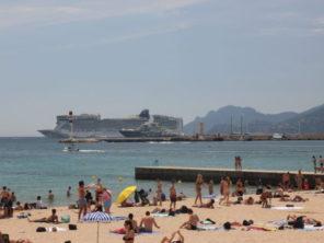 Pláže Azurového pobřeží