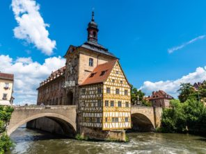 Bamberg - Stará Radnice