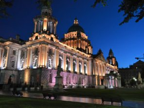 Belfast - radnice