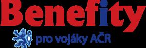Benefity-pro vojaky AČR logo