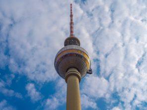 Berlínská televizní věž