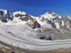 Masiv Bernina - Rétské Alpy