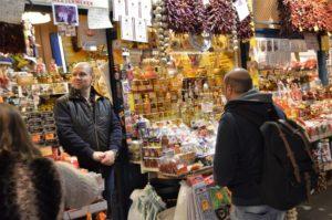 Budapešť - Velká tržnice