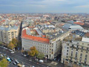 Budapešť - bazilika svatého Štěpána