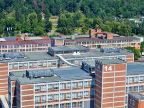 Budova Baťova institutu