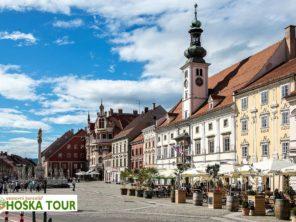 Centrum města Maribor