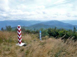 Cesta po hranicích Polska a Ukrajiny