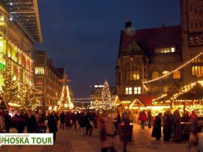 Chemnitz - vánoční trhy