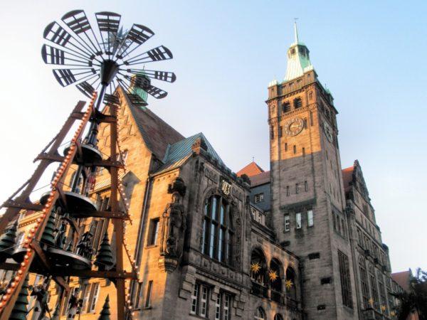 Chemnitz - vánoční trhy - zájezd