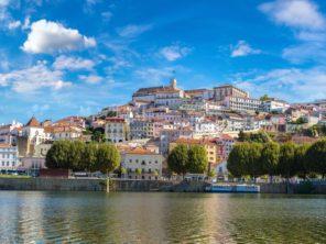 Coimbra - historické centrum