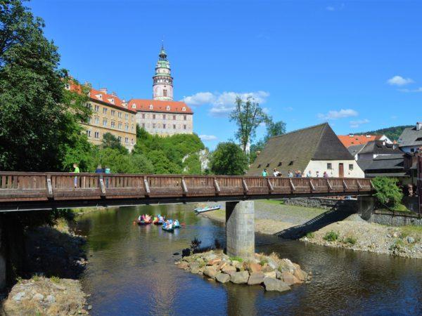 Cyklistický zájezd - jižní Čechy