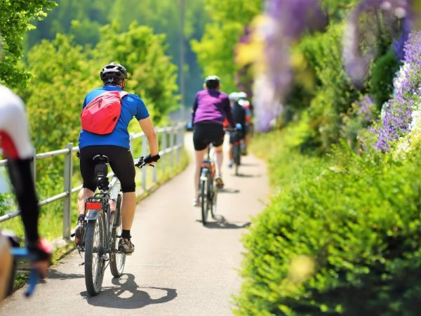 Cyklistický zájezd na Slovensko - Vážská magistrála
