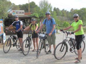Cykloturistika v Toskánsku