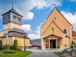 Czermna - barokní kaple