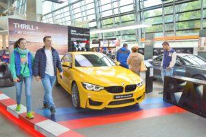 Turistika v okolí Zugspitze - BMW Welt