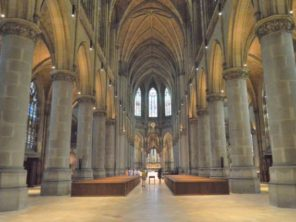 Linec - katedrála Neposkvrněného Početí Panny Marie