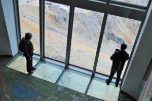 Turistika v okolí Zugspitze - expozice