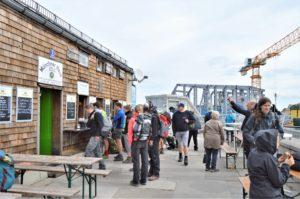 Turistika v okolí Zugspitze - bufet