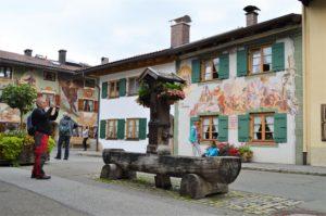 Turistika v okolí Zugspitze - Mittenwald