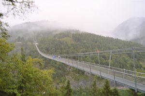 Turistika v okolí Zugspitze - Highline 179