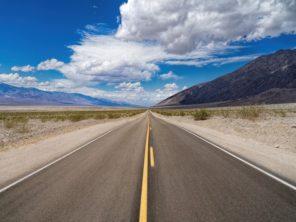 Death Valley - údolí smrti