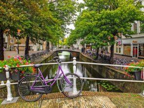 Delft - kanál