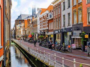 Delft - ulice
