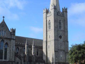 Dublin - Katedrála svatého Patrika