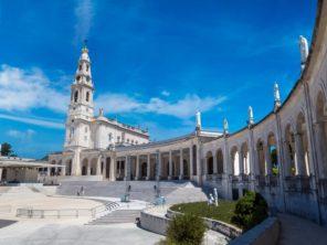 Fátima - významné katolické poutní místo