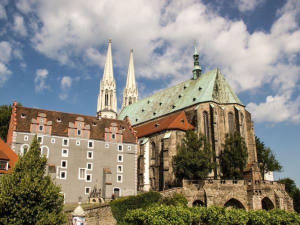 Görlitz - kostel svatého Petra a Pavla