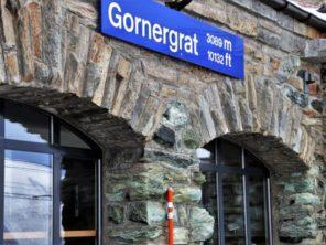 Železniční stanice Gornergrat