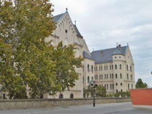 Győr - biskupský hrad