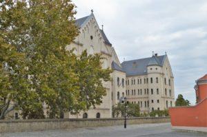 Györ - biskupský hrad