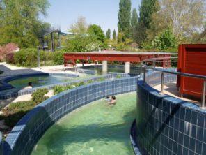 Györ - termální lázně Raba Quelle