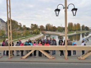 Győr - most přes Mošonský Dunaj