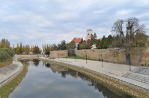 Győr - prohlídka města