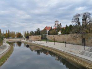 Prohlídka města Győr