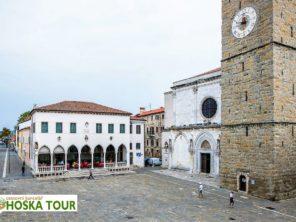 Historické centrum města Koper