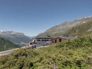 Hochgurgl - restaurace Top Mountain Star