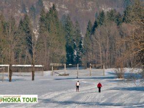 Hotel Špik - běžecké lyžování