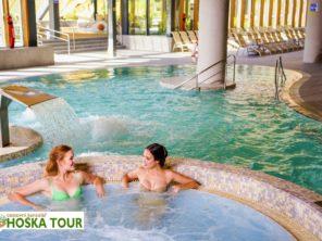 Hotel Špik - bazén na hotelu