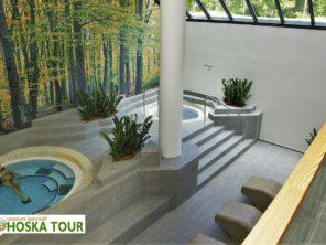 Hotel Špik - bazény v saunovém světě