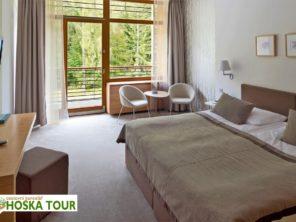 Hotel Špik - dvoulůžkový pokoj 4*