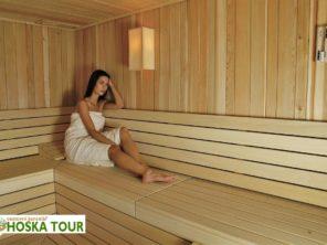 Hotel Špik - finská sauna v saunovém světě