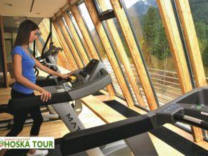 Hotel Špik - fitness