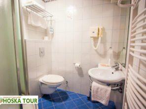 Hotel Špik - koupelna 3*
