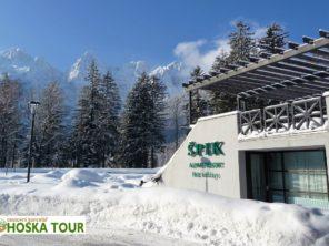 Hotel Špik - lyžařské pobyty