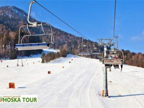 Hotel Špik - lyžování v Kranjska Gora